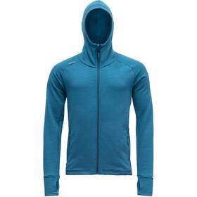 Devold Nibba Jacket Herr blue melange